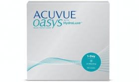 ACUVUE OASYS 1-DAY WITH HYDRALUXE FOR ASTIGMATISM 90 PACK