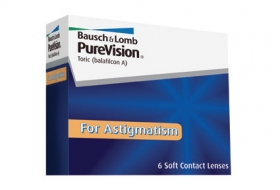 PUREVISION FOR ASTIGMATISM