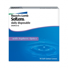 SOFLENS DAILY DISPOSABLES 90-PACK