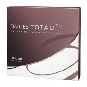 DAILIES TOTAL 1 90-PACK