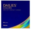 DAILIES COLORS 90 PACK